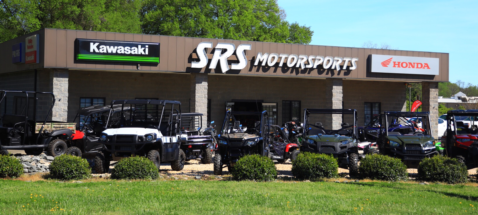 SRS Motorsports | Greensboro, NC | Powersports Dealership